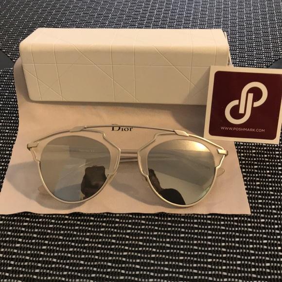 """4f8e970e0b45 Christian Dior Accessories - 🕶 Dior """"So Real"""" Mirror SunGlasses 🕶"""